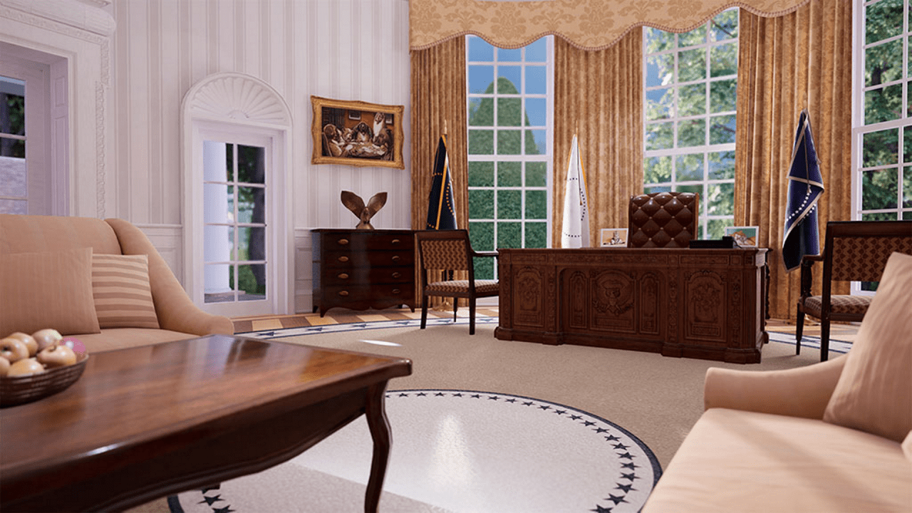 vrXcity oval office